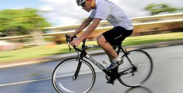 Jazda na rowerze - przykładowy trening cardio