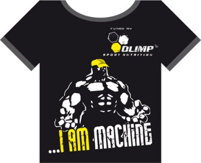 T-SHIRT - I AM A MACHINE