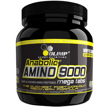olimp anabolic amino 9000