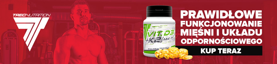 Witamina D3 Trec Nutrition