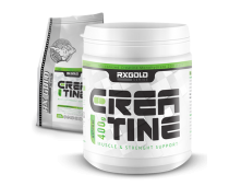 RX GOLD Creatine 400g