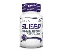 BIO TECH USA Sleep Pre Melatonin 60 kap