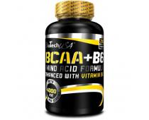 BIO TECH USA BCAA + B6 200 tab.