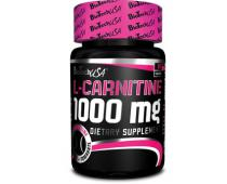 BIO TECH USA L-Carnitine 1000 mg 30 tab.