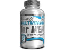 BIO TECH USA Multivitamin for Men 60 tab