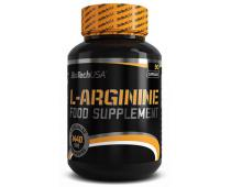 BIO TECH USA L-Arginine 90 kap