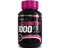 BIO TECH USA L-Carnitine 1000 mg 60 tab.