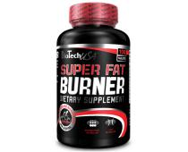 BIO TECH USA Super Fat Burner 120 tab.