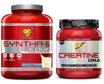 BSN Syntha-6 Edge + DNA Creatine