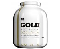 FITNESS AUTHORITY Gold Protein Isolate 2270 g