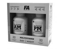FITNESS AUTHORITY MultiVitamin AM + PM Formula 180 tab.