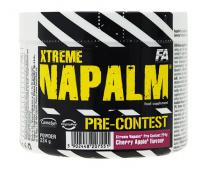 FITNESS AUTHORITY Napalm Pre-Contest 224g