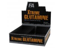 FITNESS AUTHORITY Xtreme Glutamine 15 tab. - blistr