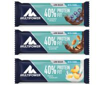 MULTIPOWER baton 40% Protein Fit 35g