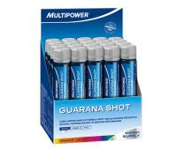 MULTIPOWER Guarana 20 amp. x 25 ml
