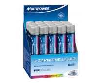 MULTIPOWER L-carnitine Liquid 20 amp x 25 ml - 05-2017