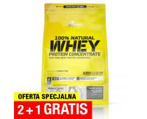 OLIMP 100% Natural WPC 2 x 700g + 700g GRATIS