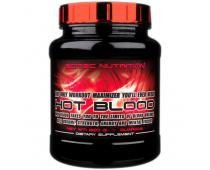 SCITEC Hot Blood 820g