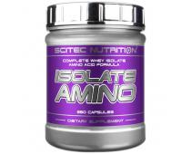 SCITEC Isolate Amino 250 kap.