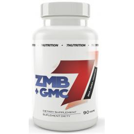 7NUTRITION ZMB + GMC 90 kap