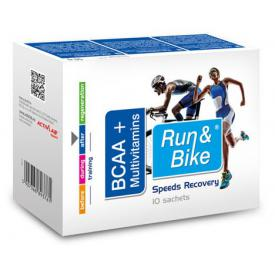 ACTIVLAB Run & Bike BCAA + Multivitamins 10 sasz.