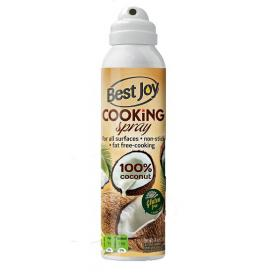 BEST JOY Cooking Spray - 100% Coconut Oil - olej kokosowy 500 ml