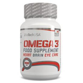 BIO TECH USA Omega 3 90 kap