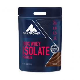 MULTIPOWER 100% Whey Isolate Protein 1590g