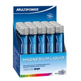 MULTIPOWER Magnesium Liquid 20 amp. x 25 ml