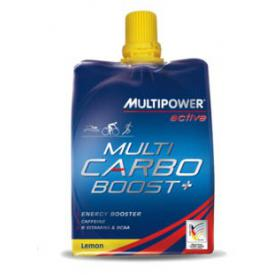 MULTIPOWER żel Multi Carbo Boost + BCAA 100g