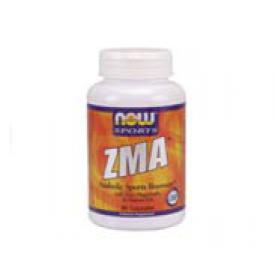 NOW FOODS ZMA 90 kap.