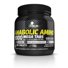 olimp anabolic amino 9000 erfahrung