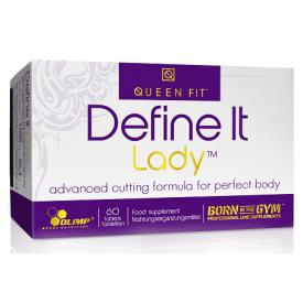 OLIMP Queen Fit Define It Lady 60 tab