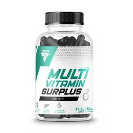 TREC Multivitamin Surplus for Men 60 kap