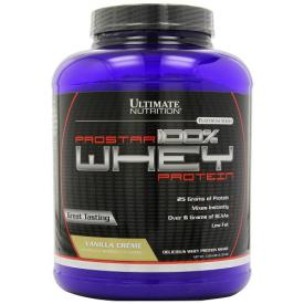 ULTIMATE Prostar Whey Protein 2270g